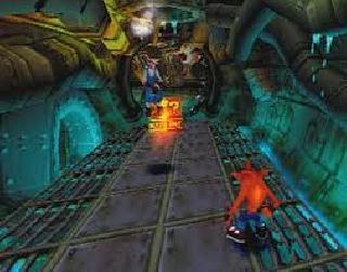 Screenshot Thumbnail / Media File 1 for Crash Bandicoot 2 - Cortex Strikes Back [U]